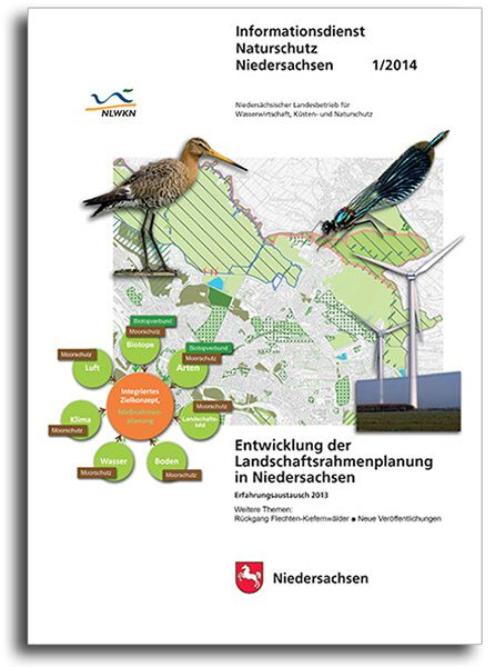 ENTWICKLUNG DER LANDSCHAFTSRAHMENPLANUNG IN NIEDERSACHSEN (1/14)