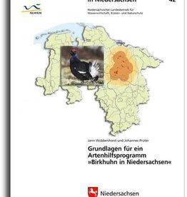 ARTENHILFSPROGRAMM BIRKHUHN IN NDS. (42)