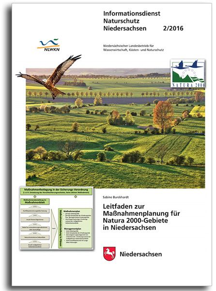Leitfaden zur Maßnahmenplanung für Natura 2000-Gebiete in Niedersachsen (2/16)