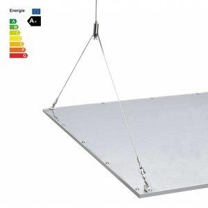 LED Panel, 300x600mm, 24W, Tageslichtweiss, Seilmontage