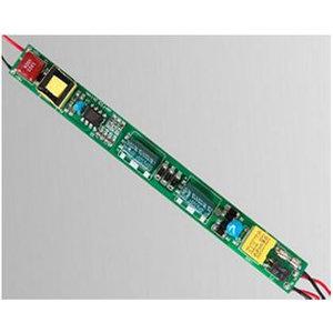 LED T5, integriert in Leiste, 18W, 1200mm, 6000K