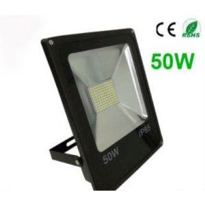 LED Strahler, 50W, SMD, schwarz