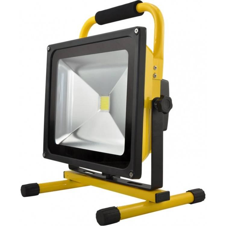 Häufig LED Strahler, Akku, 50W, COB - induled.ch XZ48