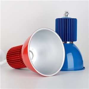 LED Deckenleuchte, 20W, rot