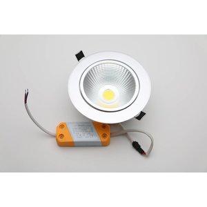 EPISTAR LED Einbauleuchte-Downlight, 5W, COB Epistar Chip