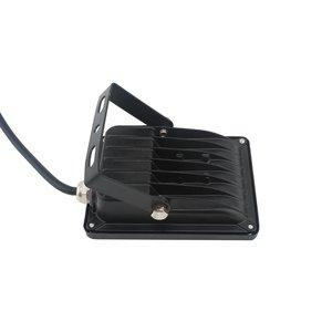 EPISTAR LED Strahler, 10W, COB, schwarz