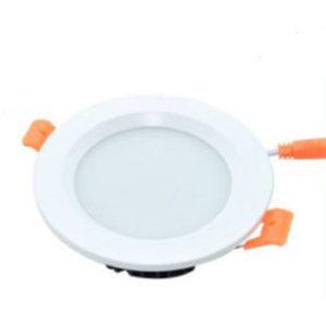 EPISTAR LED Einbauleuchte-Fix Milchglas, 10W, SMD Epistar Chip