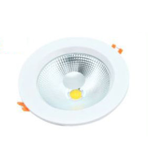 EPISTAR LED Einbauleuchte-Fix Klarglas, 15W, COB Epistar Chip