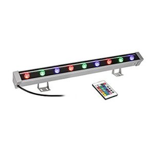 EPISTAR LED Wall Washer, 9W, RGB, Epistar