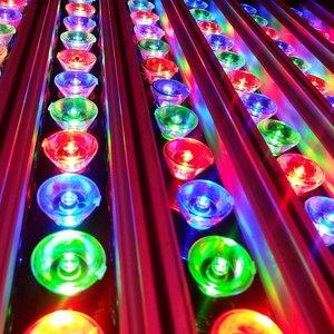 EPISTAR LED Wall Washer, 36W, RGB, Epistar