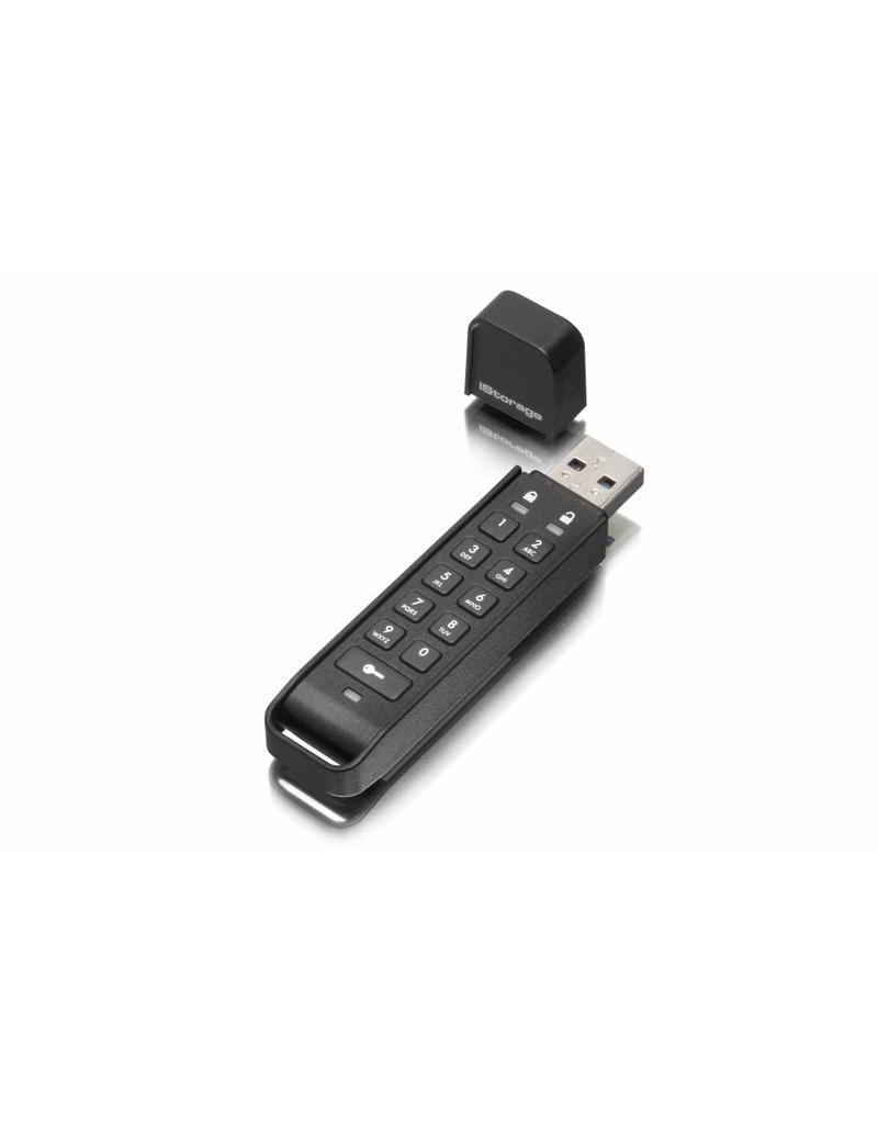 iStorage datAshur Personal2 - 8 GB Flash Drive gesicherter USB-Stick mit PIN-Code