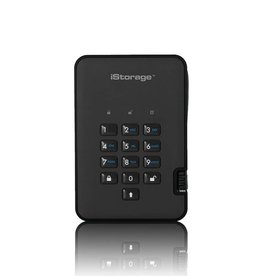 iStorage diskAshur2 USB3.1 256-bit - HDD 1TB