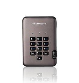 iStorage diskAshur Pro2 USB3.1 AES-XTS 256-bit - HDD 1TB