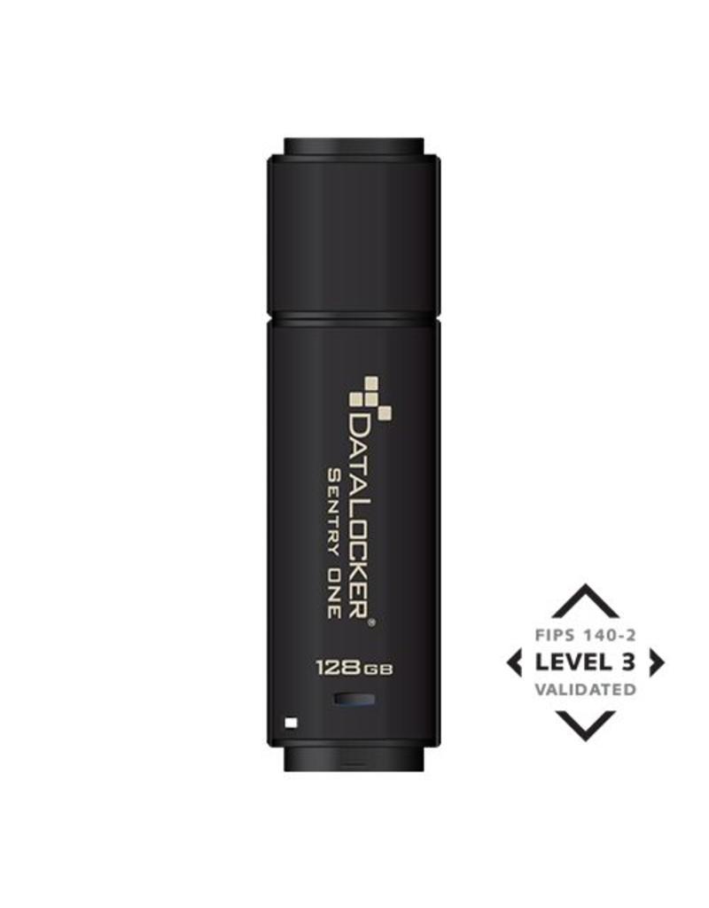 DataLocker Sentry ONE Secure USB 3.1 GEN 1 FIPS 140-2 Level 3 256-BITS AES - 4GB Flash Drive