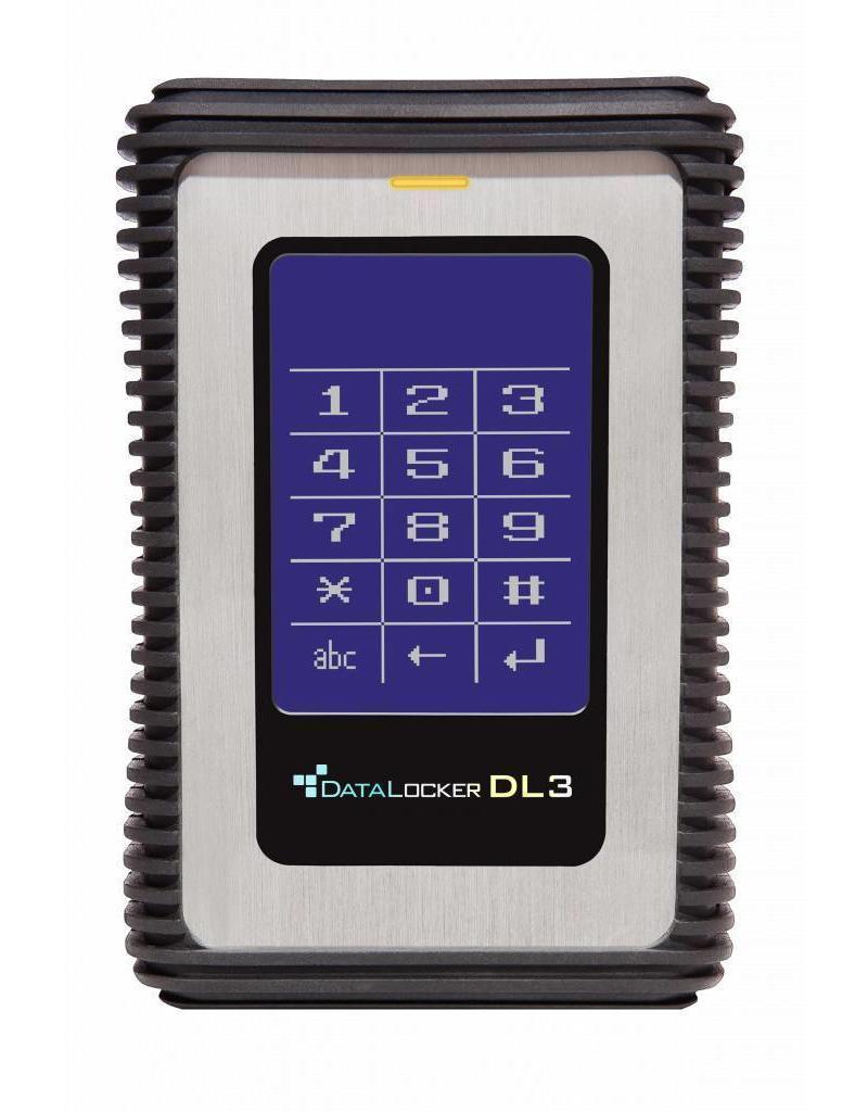 DataLocker DataLocker DL3 4TB Verschlüsselte externe Solid State Disk