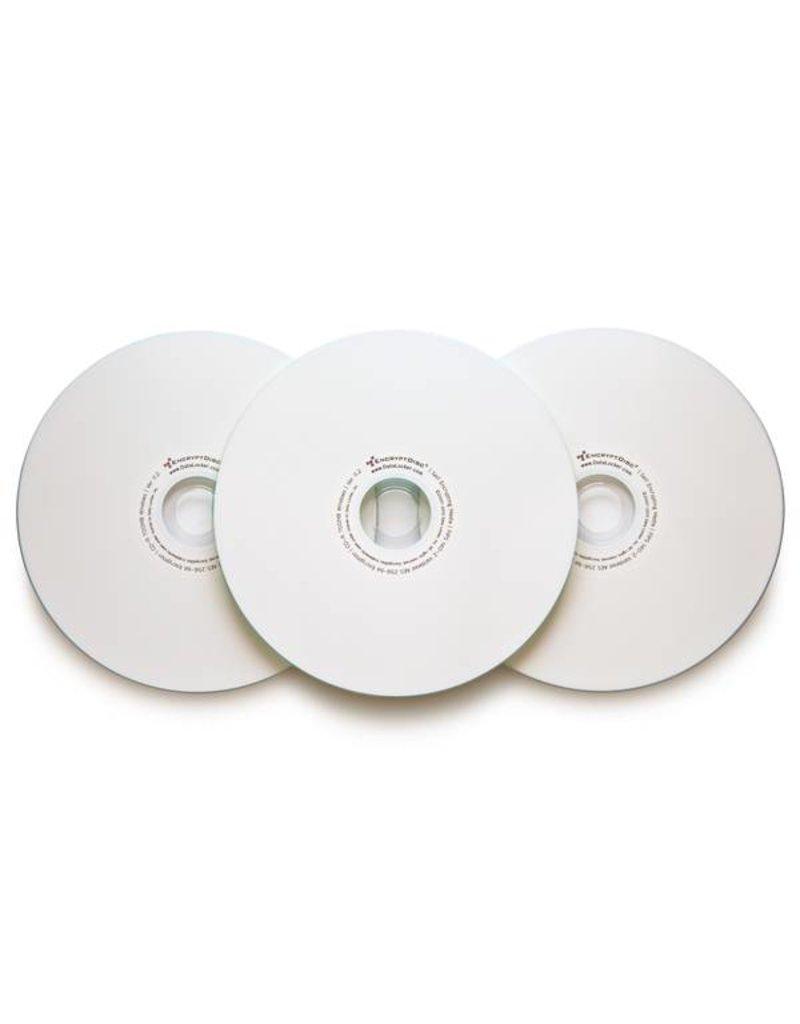DataLocker DataLocker EncryptDisc - Versleutelde DVD 100 Pack