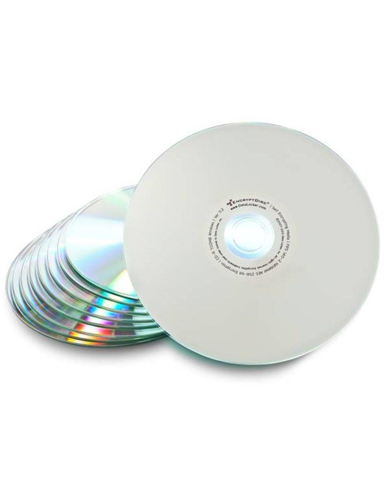 DataLocker DataLocker EncryptDisc - Encrypted DVD 100 Pack