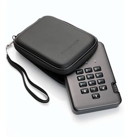 iStorage diskAshur Pro2 USB3.1 AES-XTS 256-bit - SSD 256GB