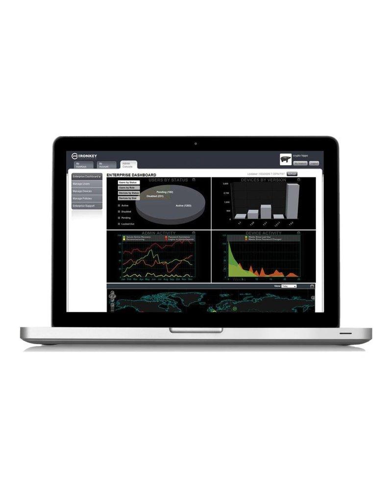 IronKey 3 Jahr Verlängerung Management Service und Anti-Malware für ein IronKey EMS handhabbares Gerät