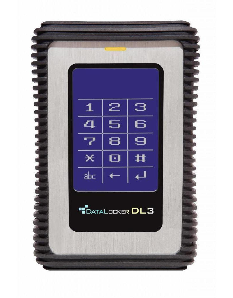 DataLocker DataLocker DL3 7.6TB Encrypted External Solid State Disk