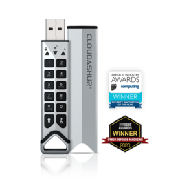 iStorage cloudAshur Encryption Module USB stick