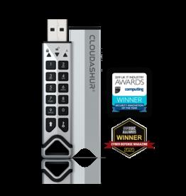 iStorage cloudAshur-Verschlüsselungsmodul USB-Stick