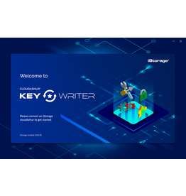 iStorage cloudAshur KeyWriter Software Device License