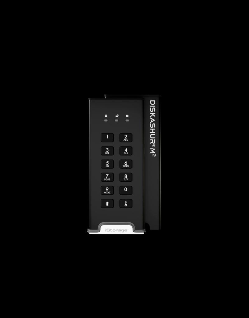 iStorage diskAshur M² - SSD 2TB