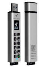 DataLocker Sentry K350 Encrypted FIPS 140-2 Level 3 Keypad Micro SSD 64GB
