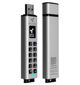 DataLocker DataLocker Sentry K350 Micro SSD - 64GB