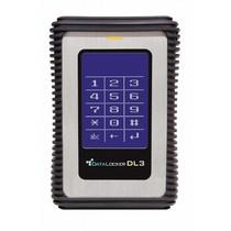 DataLocker DataLocker DL3 500GB Encrypted External Hard Drive