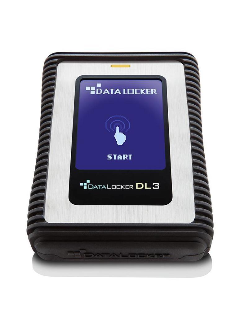 DataLocker DataLocker DL3 2TB Encrypted External Hard Drive