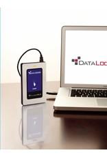 DataLocker DataLocker DL3 FE 500GB hardwarematig versleutelde externe harde schijf (FIPS Edition) met 2-voudige 256-Bit hardwarematige AES Encryptie