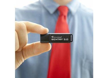 Verschlüsselte USB