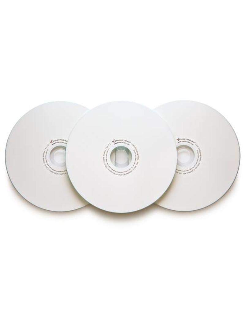 DataLocker DataLocker EncryptDisc - Verschlüsselte CD 100 Pack