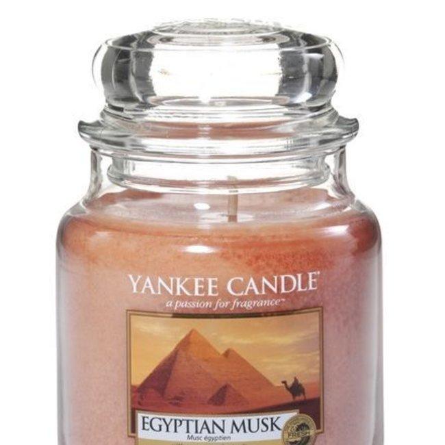 Egyptian musk Medium jar