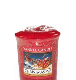 Christmas eve votive