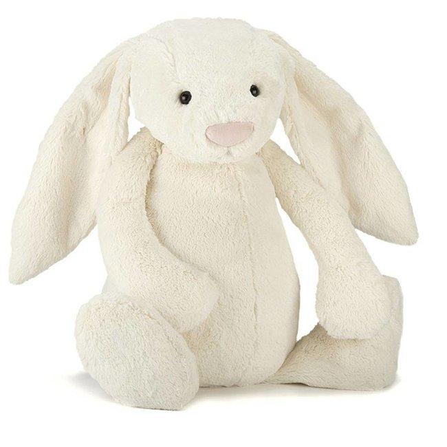 Basful Cream Bunny Huge H 51 cm