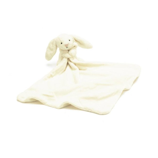 jellycat limited Bashful Cream Bunny Soother