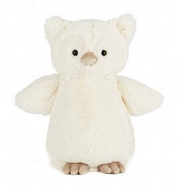 jellycat limited Bashful Snowy Owl Medium