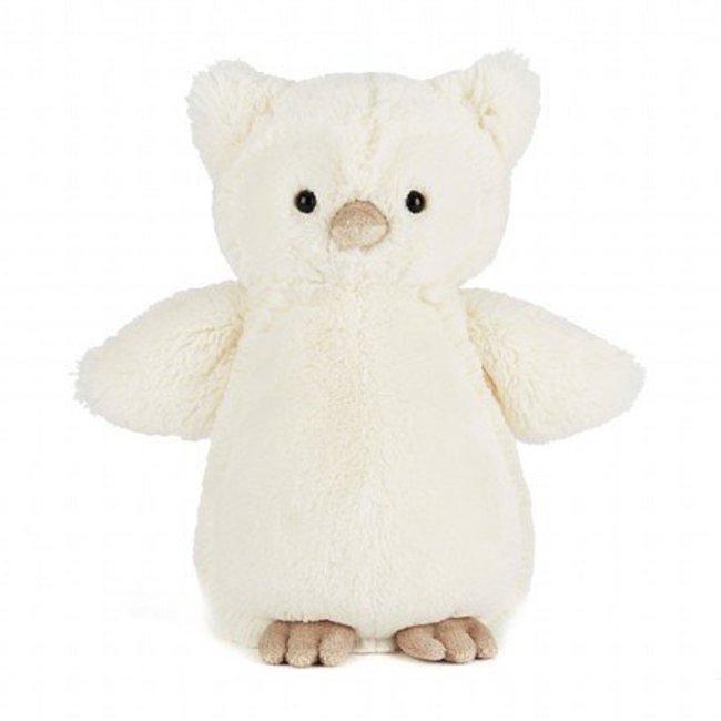 jellycat limited Bashful Snowy Owl Medium