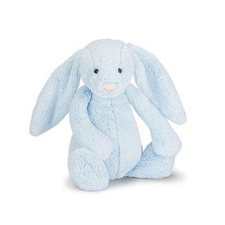 jellycat limited Bashful Blue Bunny Medium H 31 cm
