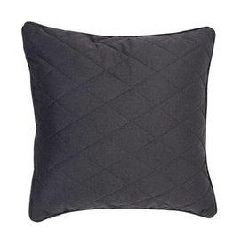 Zuiver pillow diamond square pebble grey