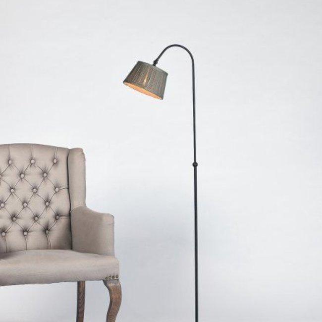 Floorlamp (kap niet inbegrepen)