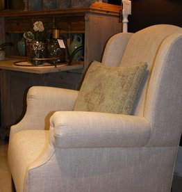 Olav Home fauteuil Nairoby stofgroep C , vivente creme 153
