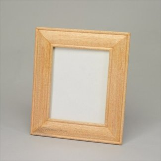 Simla Fotokader hout natural mango 25x 30