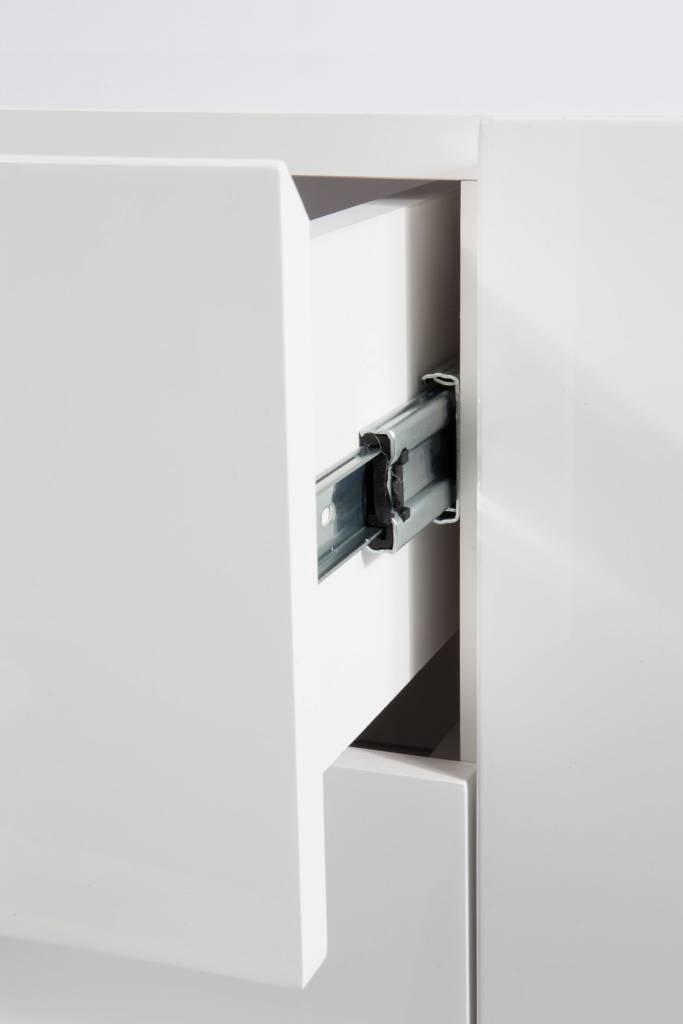 cabinet high on wood 2 schuiven 2 deuren