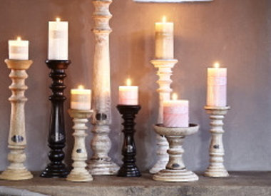 Kaarsen & Kandelaars