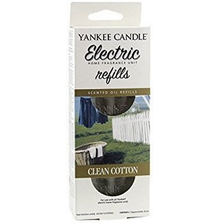 Electric refills clean cotton