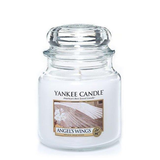 Yankee Candle Angel's wings medium jar